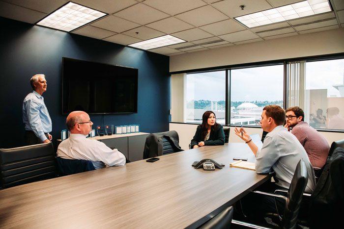 JD Merit team meeting