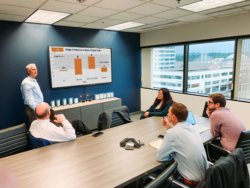 JD Merit Growth Capital Meeting