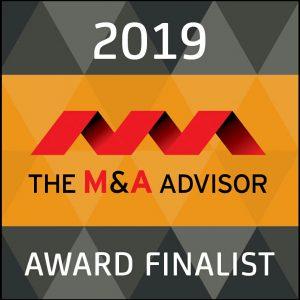 JD Merit Earns Three 2019 M&A Advisor Awards Finalist Nominations